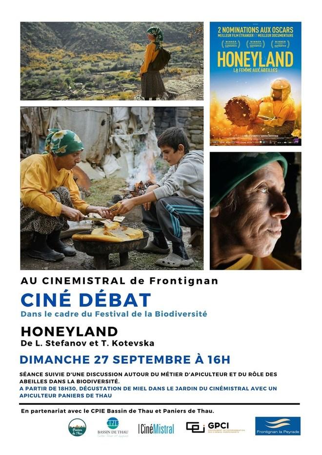 CINE DEBAT - Festival de la biodiversité