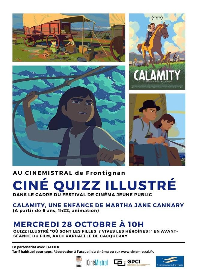 """Ciné Quizz Illustré : """"Où sont les filles ? Vive les héroïnes ! """""""