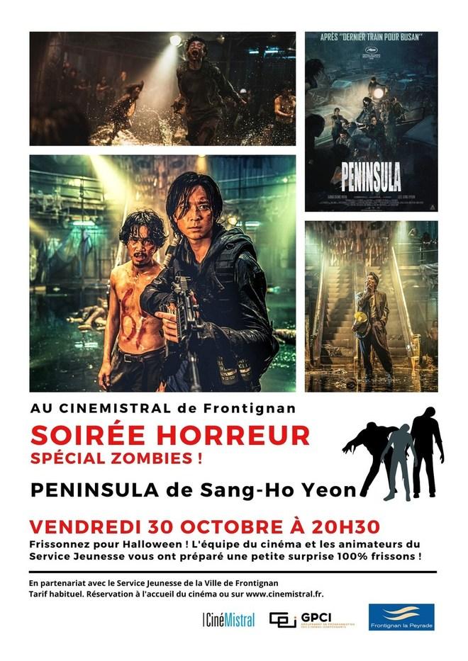 CINE HORREUR : Spécial Zombies !
