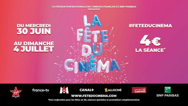 PROCHAINEMENT DANS VOTRE CINEMA - LA FÊTE DU CINEMA