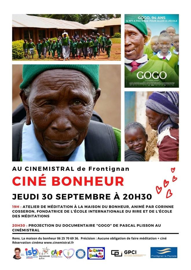 Ciné Bonheur - GOGO