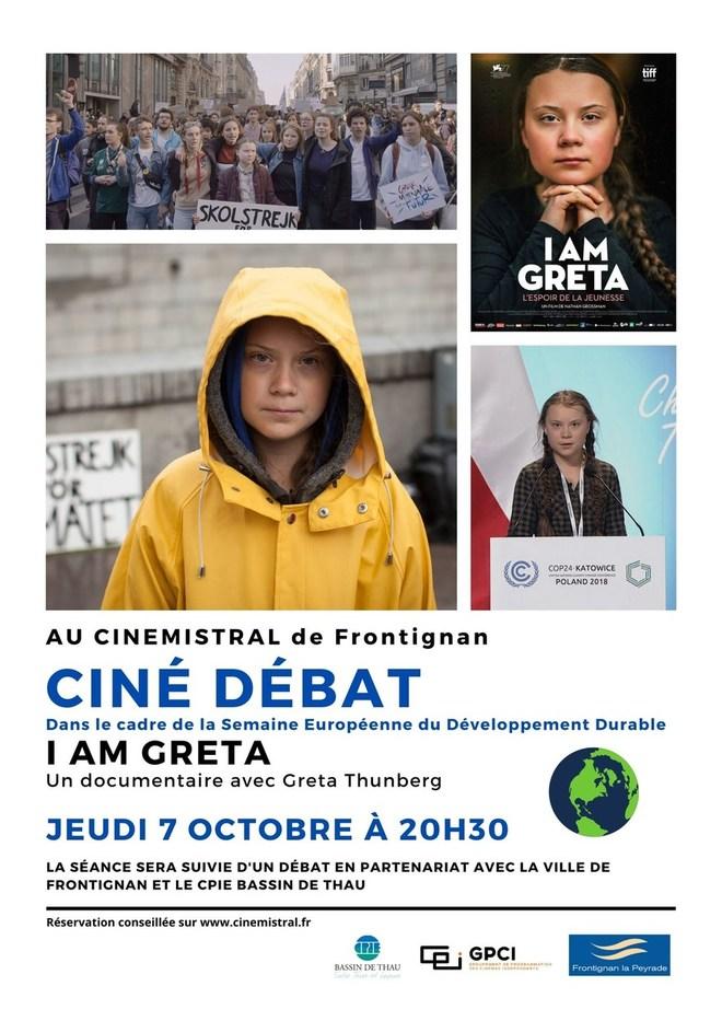 Ciné Débat- I AM GRETA