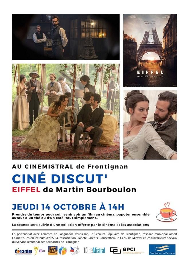 Ciné Discut' - Octobre 2021