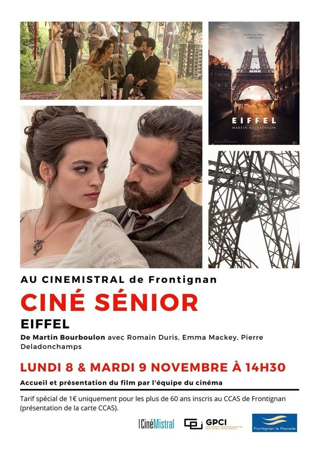 Ciné Senior - Novembre 2021