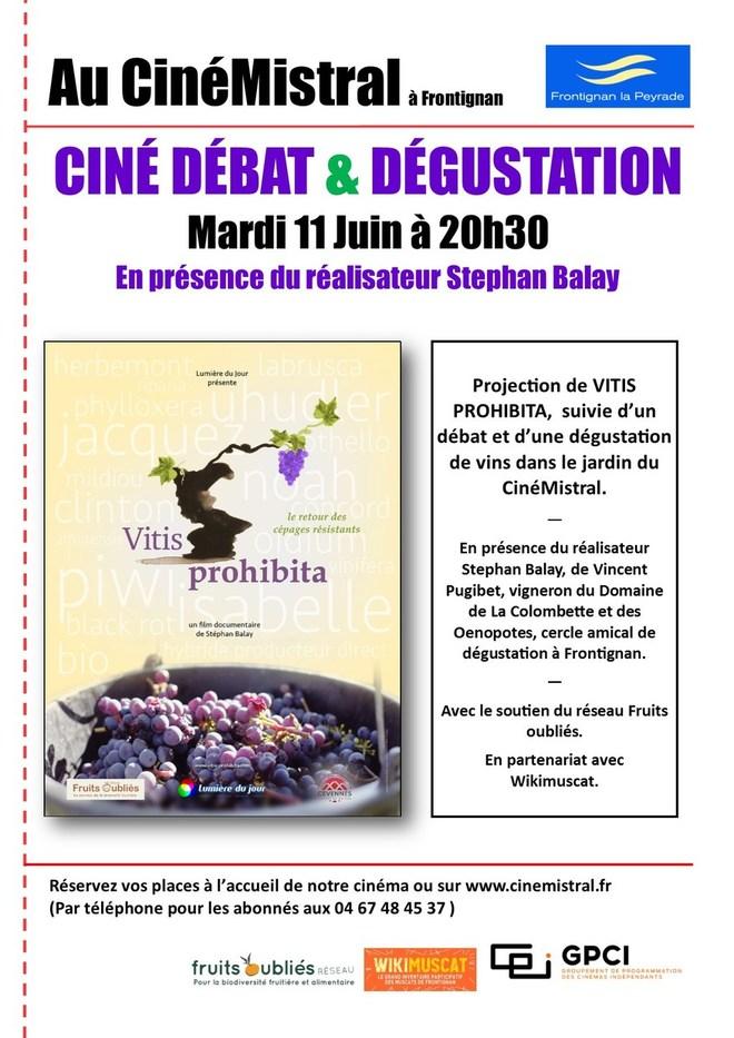 Ciné Débat & Dégustation