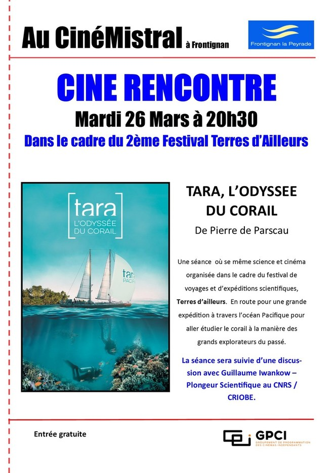 CINÉ RENCONTRE - 2ème Festival Terres d'Ailleurs