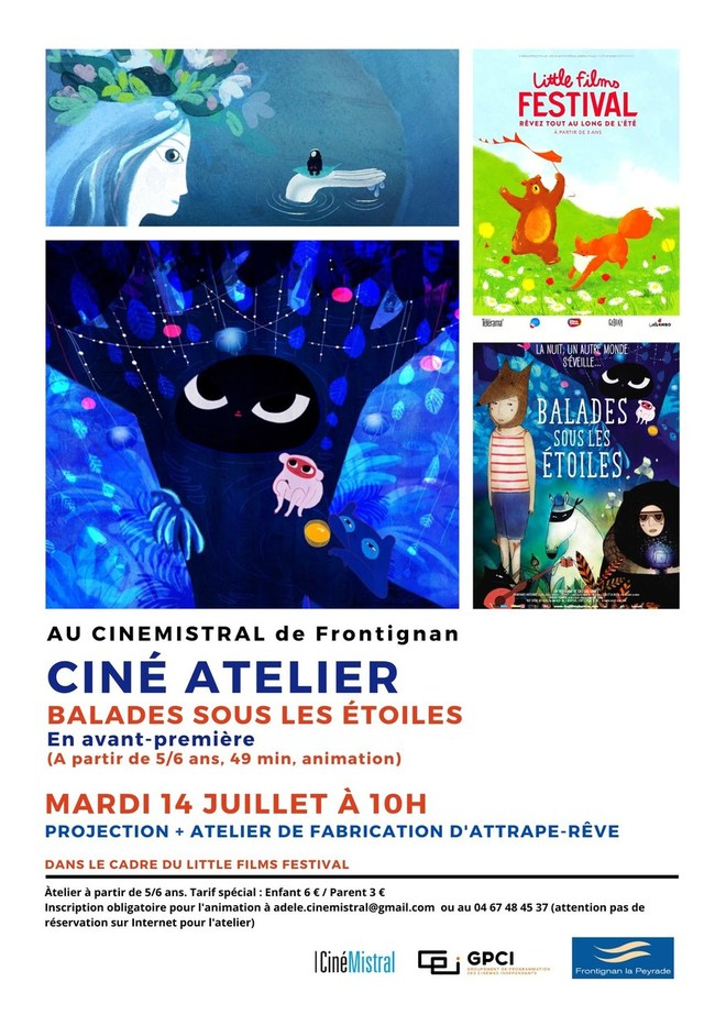 CINE ATELIER - LITTLE FILMS FESTIVAL