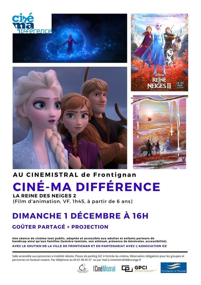 Ciné-Ma Différence Décembre 2019