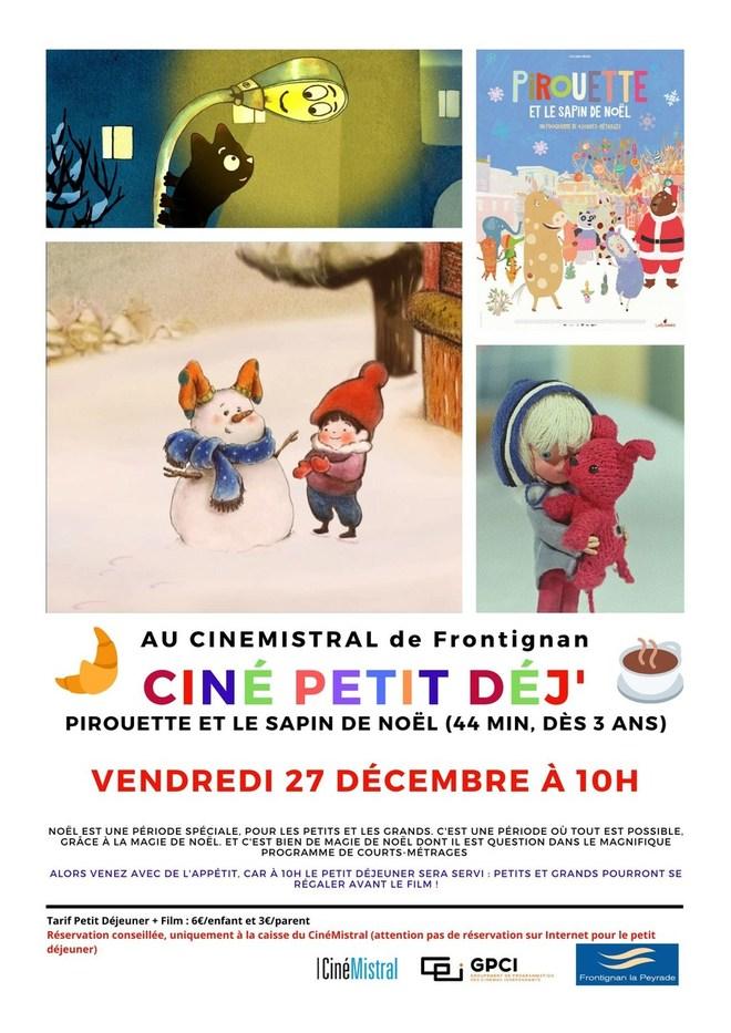 Ciné Petit Déj'