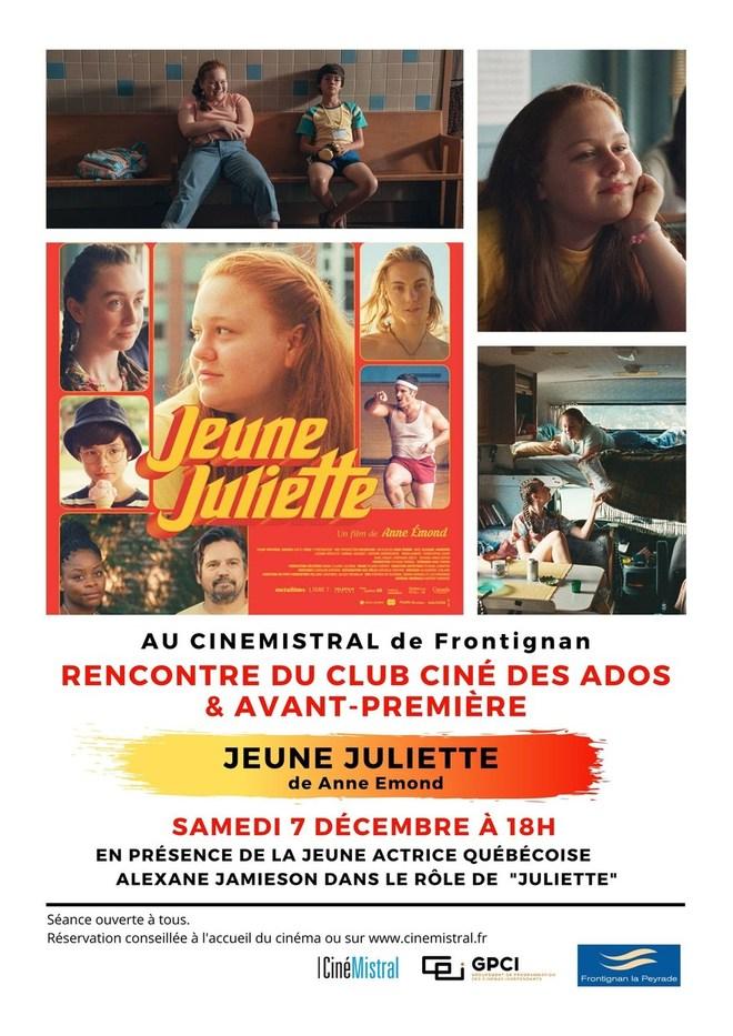 Rencontre du Club Ciné des ados & Avant-Première