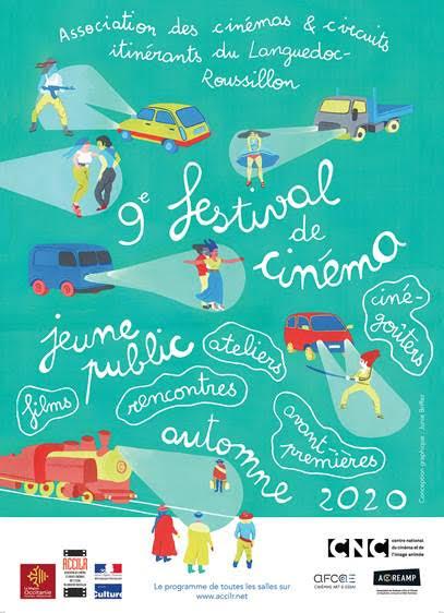 Le Festival Ciné Jeune Public | Frontignan la Peyrade - CinéMistral